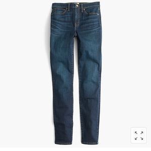 Lookout high-rise jean in Japanese denim